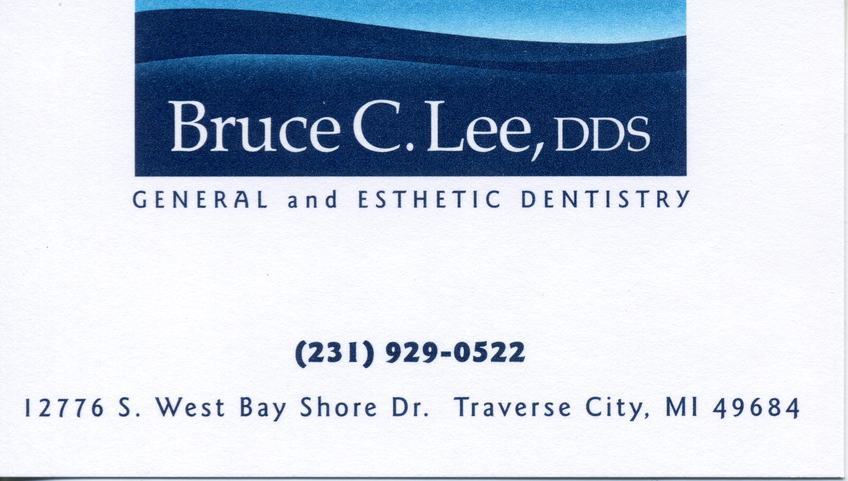 Way to go keeping my favorite river clean.  Thanks!  Dr. Bruce Lee