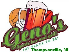 Here at the Geno's Sports Bar and Grill in Thompsonville we hope the 2015 BRCS is the best ever.  We will host the picnic after the Betsie River Clean Sweep, too.