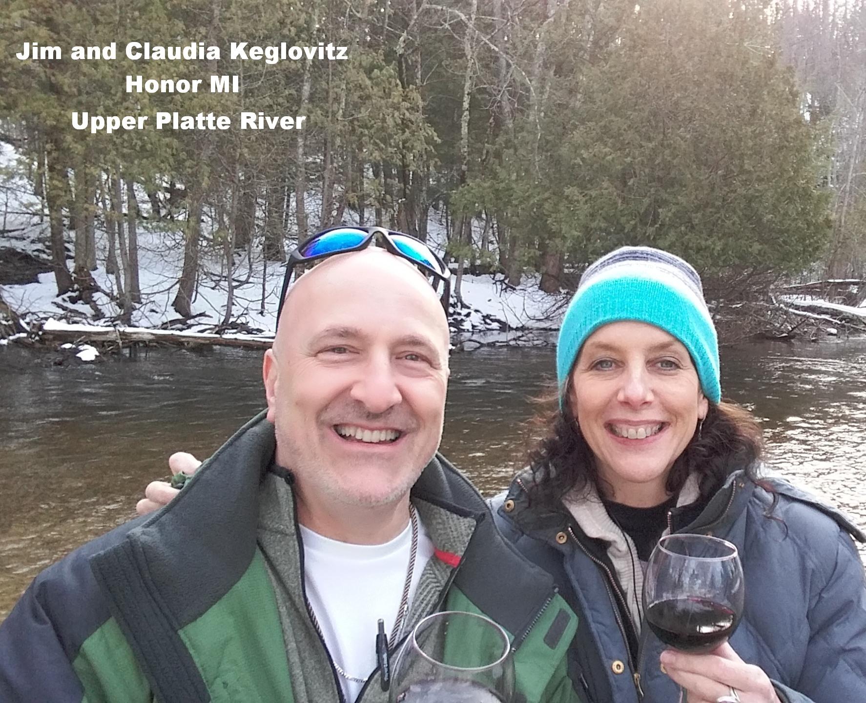 Jim and Claudia Keglovitz of Honor