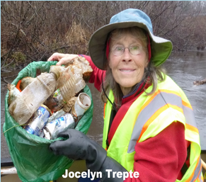 I have worked with Norm since the first BRCS event in 2004. His dream to have clean rivers for all of us to enjoy has expanded with each successive year and now has taken on a life of its own. I am honored to be a part of the BRCS organization.