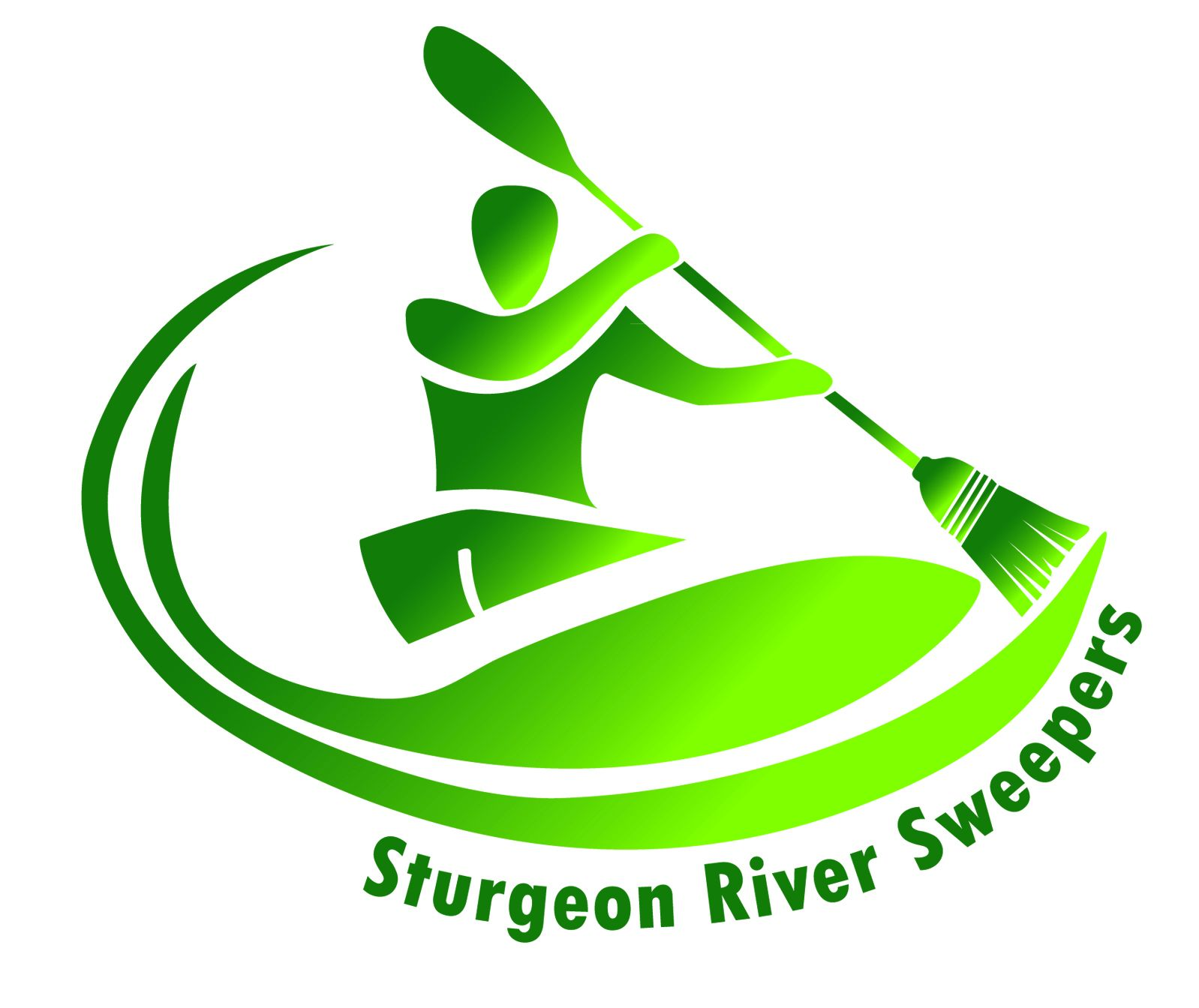 The folks up here on the Sturgeon want to thank the BRCS for helping us to get started keeping the Strgeon clean.  You guys rock!