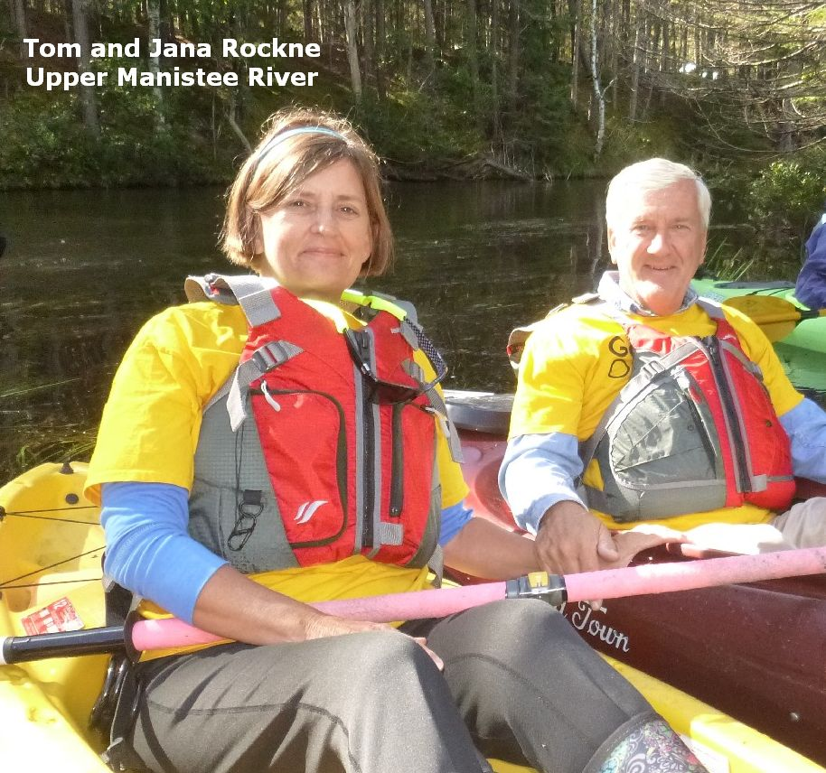 Tom and Jana Rockne