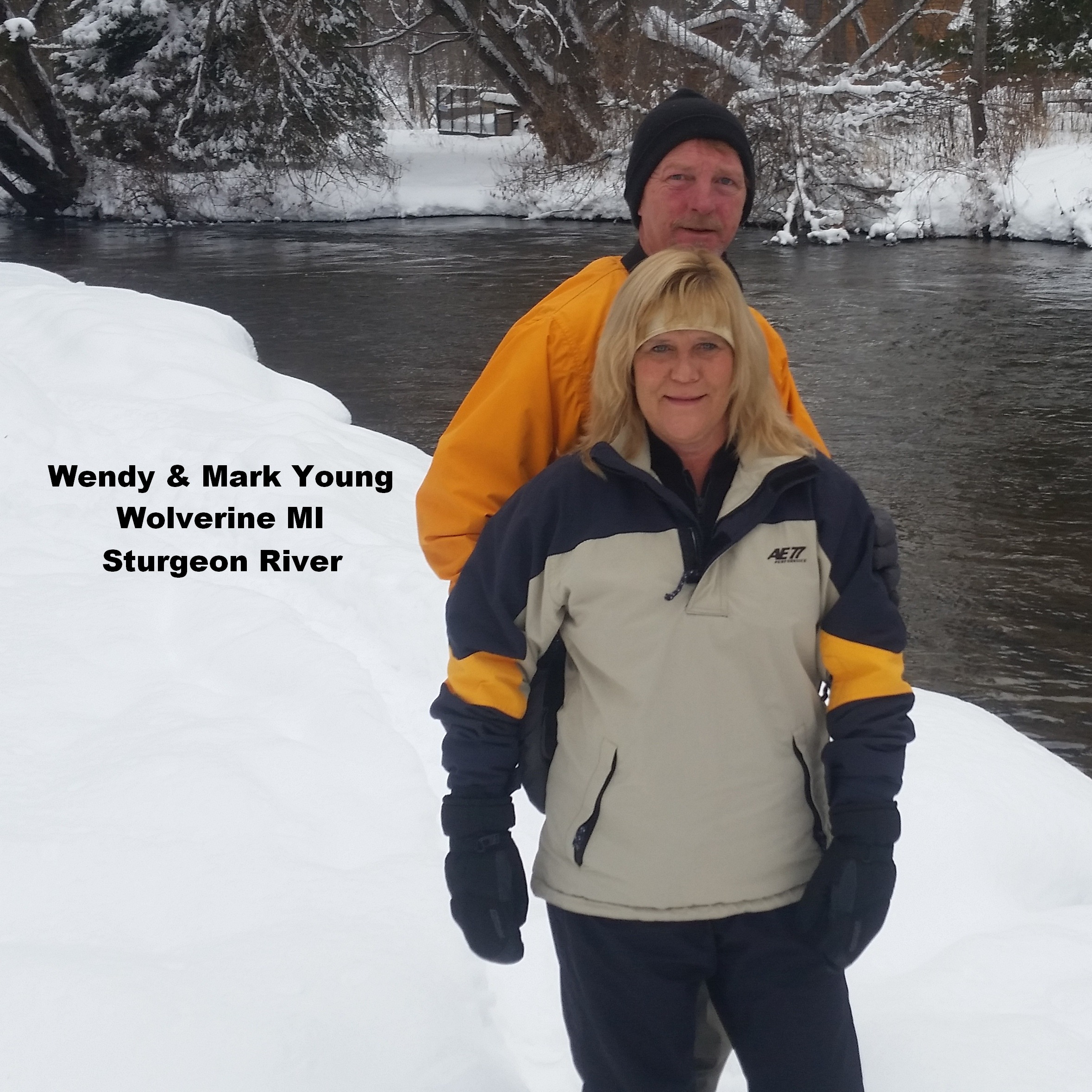 Mark and Wendy Young - Wolverine MI